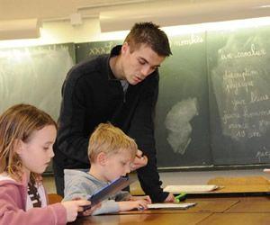 Formation professeur des écoles