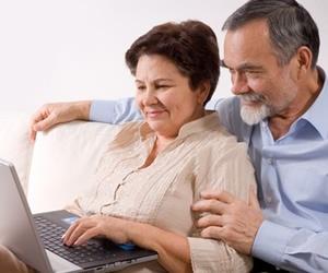 Illustration de l'article Les seniors américains accros aux réseaux sociaux