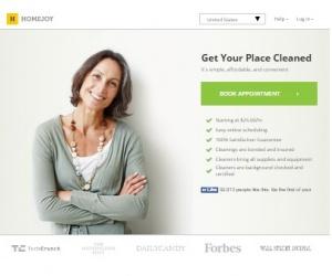 Illustration de l'article Du ménage à la demande avec Homejoy