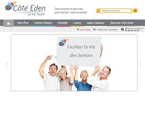 Illustration de l'article Côté Eden, tous les produits et services qui facilitent la vie des seniors