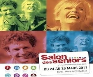 Illustration de l'article Le Salon des seniors Porte de Versailles les 24, 25 et 26 mars 2011