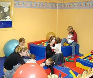 Illustration de l'article Places en crèche et garde d'enfants
