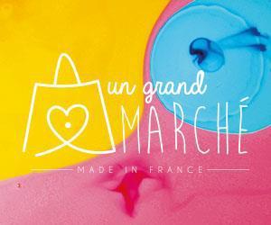 Illustration de l'article Un Grand Marché, la nouvelle marketplace créateurs et merceries 100% française !