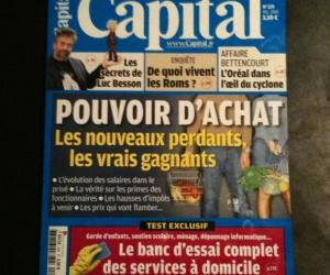 Illustration de l'article Le magazine Capital a testé des entreprises de soutien scolaire