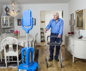 Illustration de l'article La robotique au service de l'indépendance des seniors européens