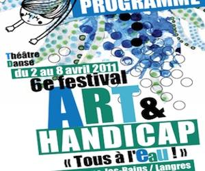 Illustration de l'article Le festival art et handicap fête son 6ème anniversaire du 2 au 8 avril