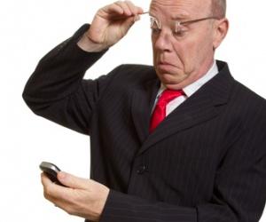 Illustration de l'article Quand le smartphone s'adapte aux personnes âgées