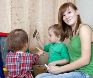 Illustration de l'article Devenir assistante maternelle