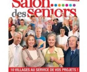 Illustration de l'article Salon des Seniors,  Paris Porte de Versailles du 11 au 13 avril 2013