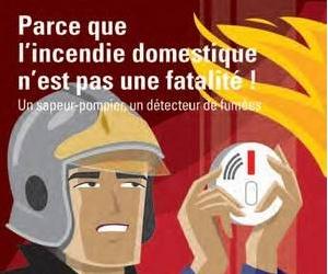 Illustration de l'article L'installation de détecteurs de fumée devient obligatoire pour tous