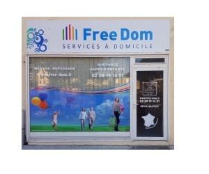 Illustration de l'article Le réseau Free Dom ouvre une nouvelle agence à La Roche-sur-Yon.