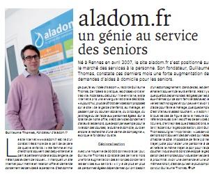 Illustration de l'article [EKO Magazine] aladom.fr, un génie au service des seniors