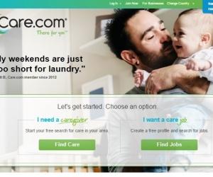 Illustration de l'article Aux USA, Google Capital investit 46 millions de $ dans Care.com