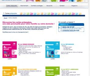 Illustration de l'article Carrefour se lance dans les services à la personne