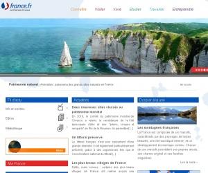 Illustration de l'article Le site france.fr ouvre à nouveau ses portes
