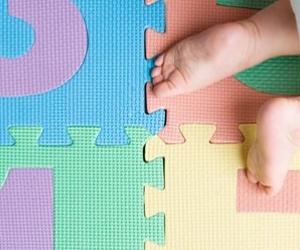 Illustration de l'article Le tapis-puzzle : un jouet dangereux ?