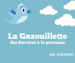 Illustration de l'article La Gazouillette des Services à la personne n°28 - 25/11/13