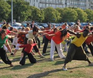 Illustration de l'article Cours de danse géant et gratuit à Nantes