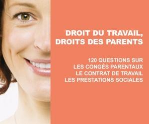 Illustration de l'article Droit du travail et des parents, le livre