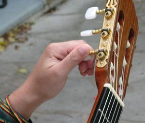 Illustration de l'article Comment accorder une guitare ?