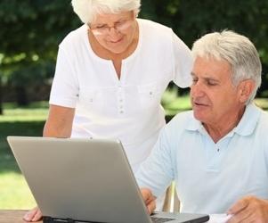 Illustration de l'article Les réseaux sociaux pour les seniors