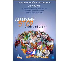 Illustration de l'article Journée de l'autisme : environ 1% de la population est atteinte d'autisme
