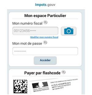 Illustration de l'article Déclarez vos impôts sur votre smartphone