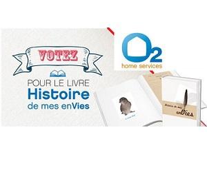 Illustration de l'article O2, finaliste de la Fête des services
