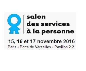 Illustration de l'article 10ème édition du salon des Services à la Personne du 15 au 17 novembre 2016