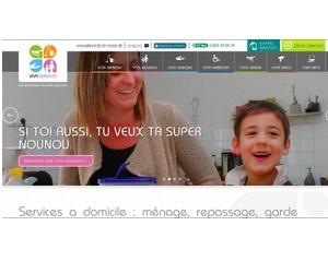 Illustration de l'article Nouveau site internet pour Vivaservices