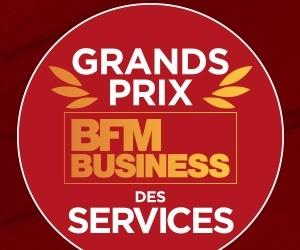 Illustration de l'article O2 reçoit le Prix de l'entrepreneur de services des grands prix BFM Business