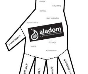 Illustration de l'article La main d'aladom