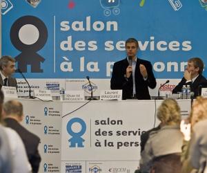 Illustration de l'article Salon des services à la personne de Paris 2010