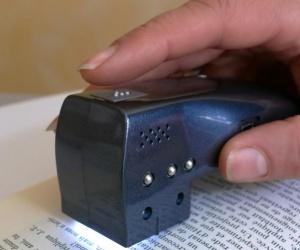 Illustration de l'article Top-Braille permet aux non-voyants de lire tout texte en braille