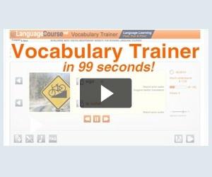 Illustration de l'article Le « Vocabulary trainer » : pour enrichir son vocabulaire étranger en ligne