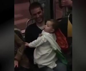 Illustration de l'article [EURO2016] Des supporters Irlandais chantent une berceuse à un bébé