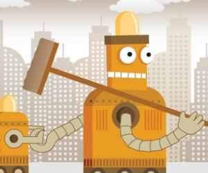 Illustration de l'article Hobbit, un robot d'assistance pour les personnes âgées