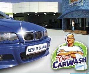 Illustration de l'article Le lavage de voiture peut être fait par Mr Propre aux USA