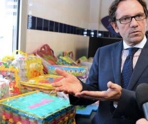 Illustration de l'article 25 % des jouets sur le marché potentiellement dangereux