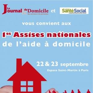 Illustration de l'article Premières assises nationales de l'aide à domicile