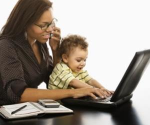 Illustration de l'article Maman qui travaille, maman épanouie