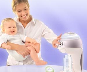 Illustration de l'article BabyNess, la « nespresso » pour bébé !