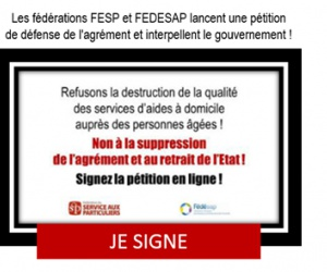 Illustration de l'article Une pétition pour le maintien de l'agrément pour l'aide aux personnes âgées