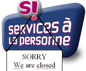 Illustration de l'article Un échec dans les services à la personne