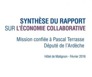 Illustration de l'article Les proposition du rapport de Pascal Terrasse sur le développement de l'économie collaborative