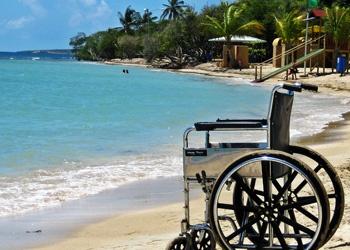 Illustration de l'article Personnes handicapées : des lieux de vacances adaptés