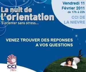 """Illustration de l'article Les CCI proposent des """"nuits de l'orientation"""" un peu partout en France"""