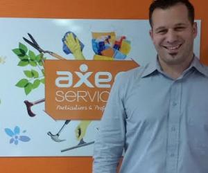 Illustration de l'article Axeo services s'installe à Yerres