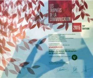 Illustration de l'article VIVASERVICES lauréat des Trophées de la communication