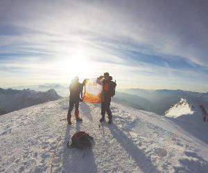 Illustration de l'article [Insolite] Axeo Services s'implante en haut du Mont Blanc